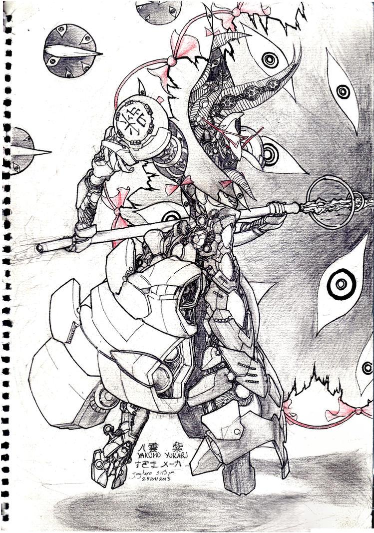 Yukari bot by janyhero