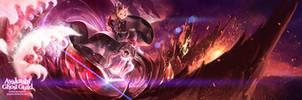 Ayakashi Ghost Guild - Mira Battle Goddess by janyhero