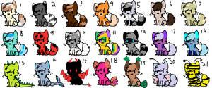 Cat Adopts~