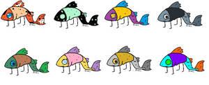 FREE Potato Fish Adopts~(CLOSED)