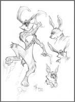 Bunnymund by Steff-Magalhaes