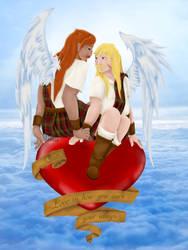 Love is... by KikiMcCloud