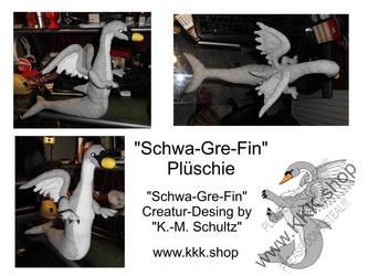 SwaGriFin - Plushi by KikiMcCloud