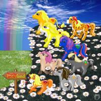 Come to Pony... Starfoxland