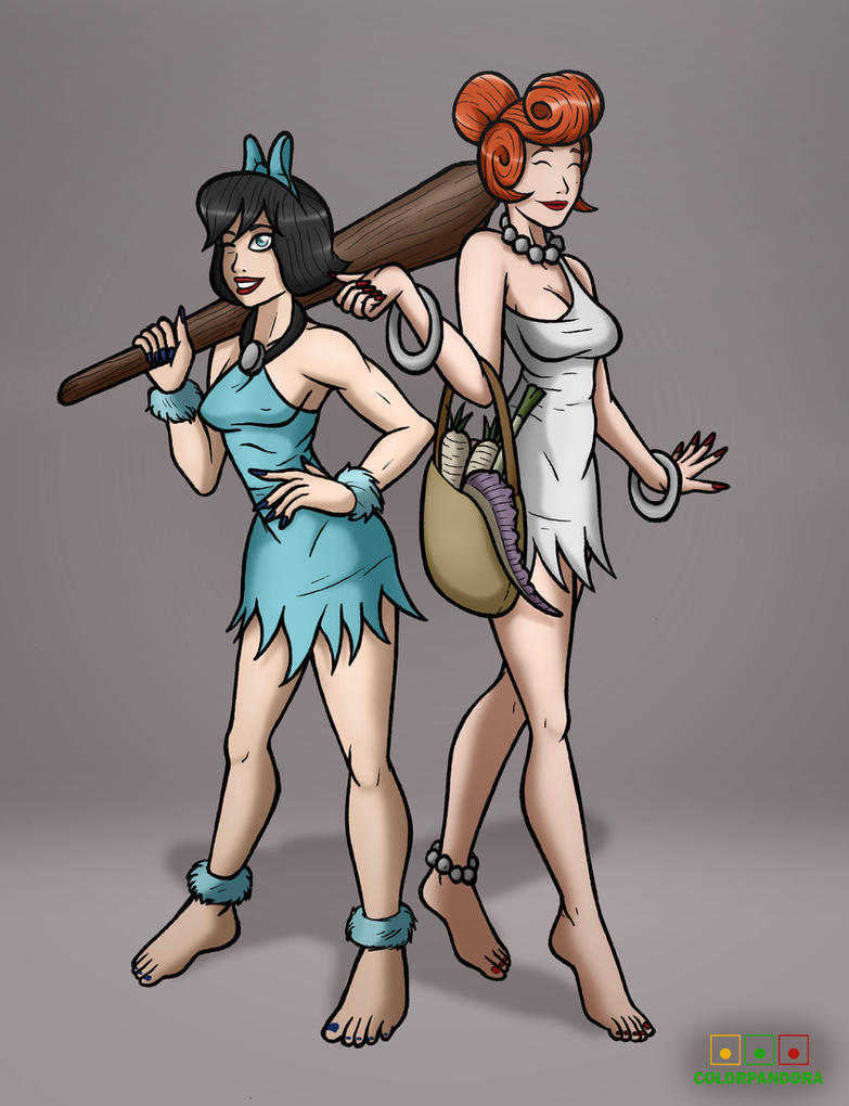 Wilma and betty