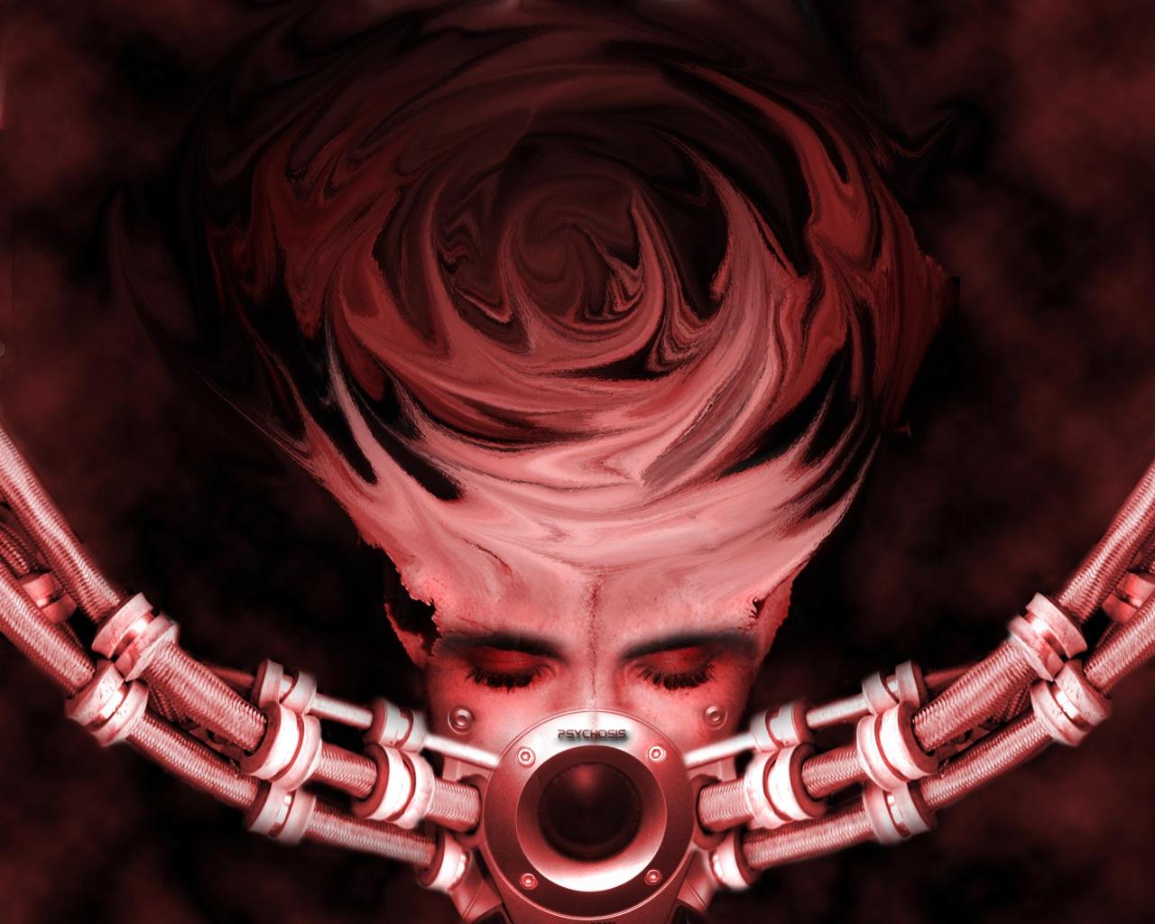 Psychosis v.2 by MistaBobby