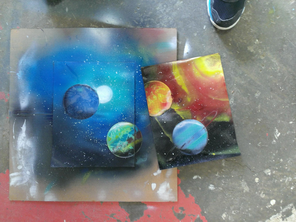 Spray Paint By P L U M B U M On Deviantart