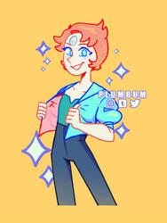 pearl by p-l-u-m-b-u-m