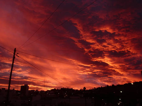 The Return Of The Red Sky