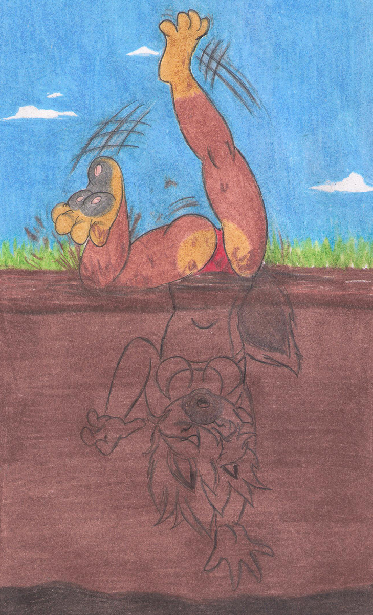 The Mud Trap_ Mini Story_ENG_ESP by DingoPatagonico