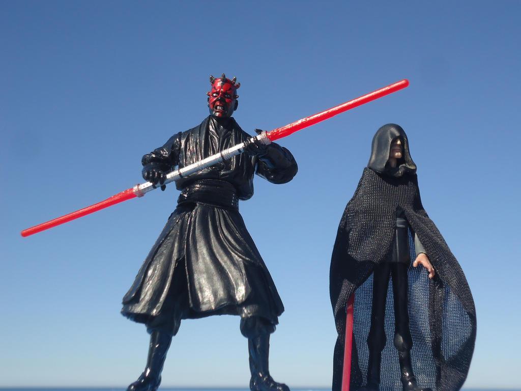 The Dark Side guys by DingoPatagonico