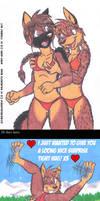Dora and Lyn