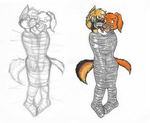Breihzlander Kurfust Shiny Butts version XD by DingoPatagonico