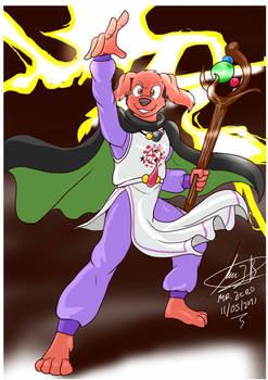 El hechiceroooo