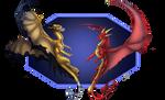 Rivals! (commission)