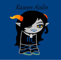 Fantroll Razeen Aislin