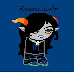 Fantroll Razeen Aislin by DevilRena