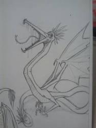 The Colorblind Chameleon by DevilRena