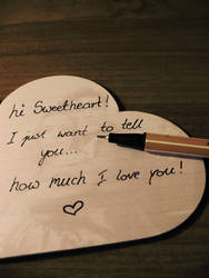 Hi Sweetheart . by street-rebel