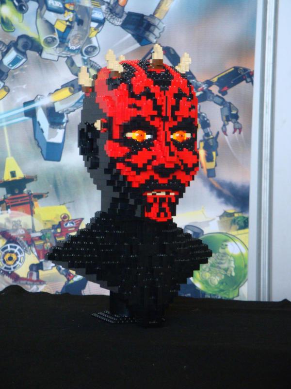 Lego Starwars 4 by AlbieroImma