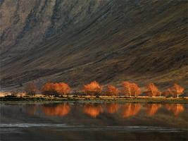 Glen Etive by mescamesh