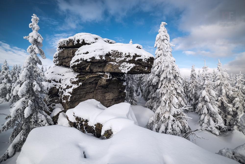 Winter Wonderland by mescamesh