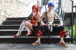 Kamina and Yoko 2