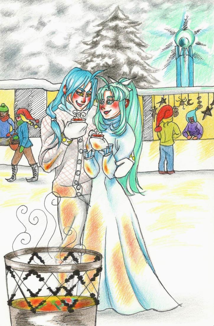 Imil winter market by Conradi