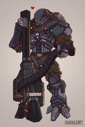 Big Boy by ShackleArt