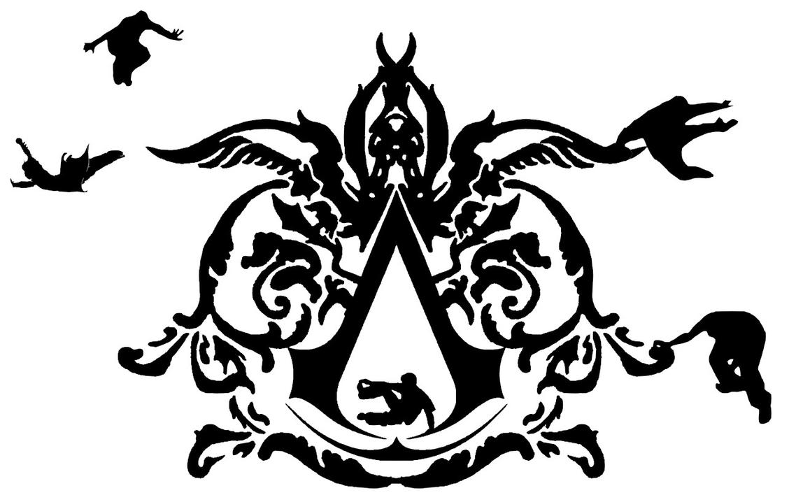 Logo Of Czech Amateur Parkour Group The Assassins By Phoenixtheassassin