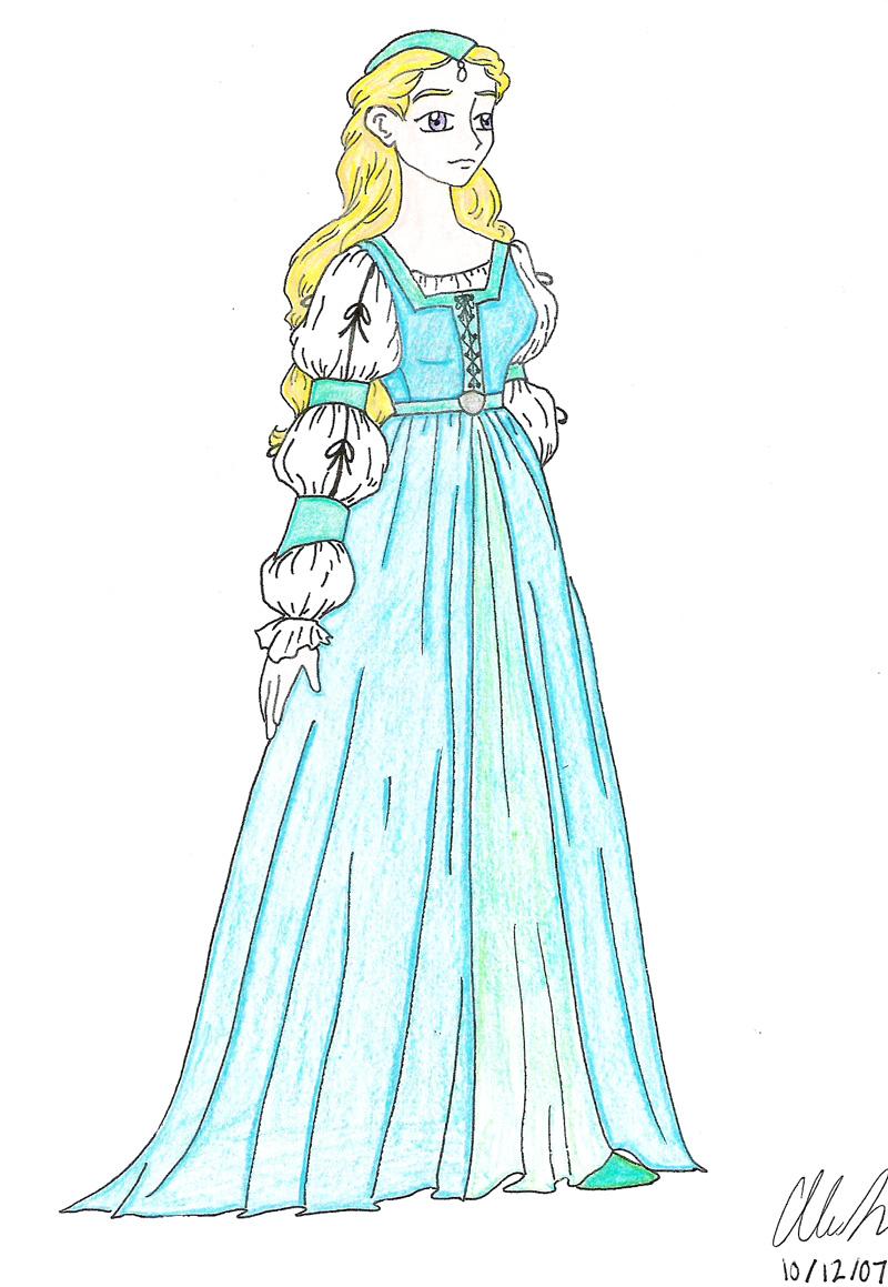 Modern Wedding Gowns Sketch Frieze - All Wedding Dresses ...