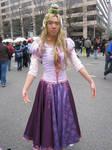 Rapunzel costume finished