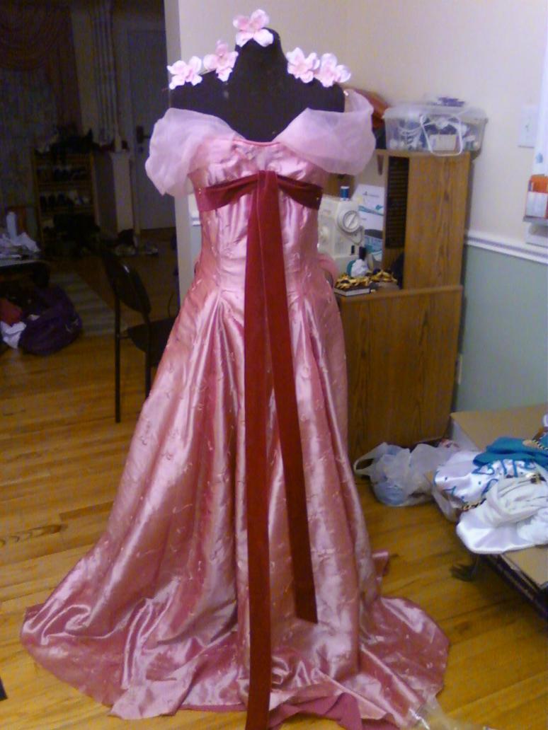 Giselle True Love's Kiss Dress by AllenGale on DeviantArt