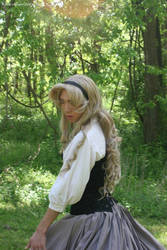 Briar Rose Wig Angle by AllenGale