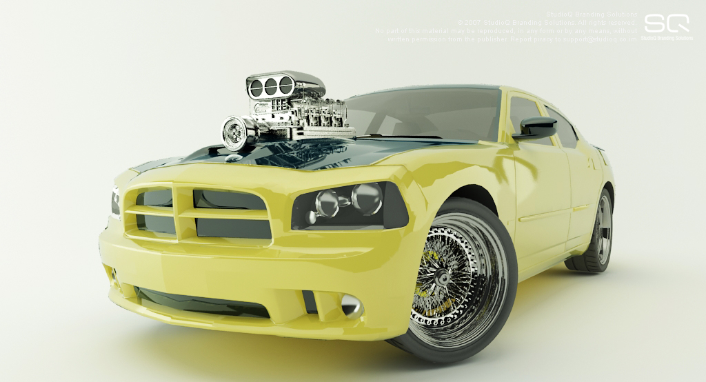 Hemi - Supercharged by krishna-sq