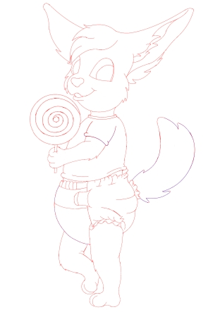 Lollipop-Traditional to Digital by Sanchi-Sunpelt