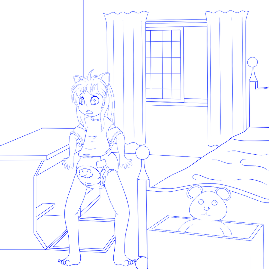 Inuyasha comic wip- Another Small update by Sanchi-Sunpelt