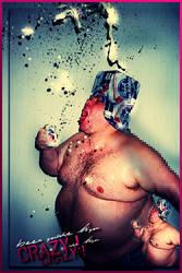 beer make him crazy by HTBB