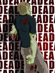 SpeedPaint Dead Plz by Babouille