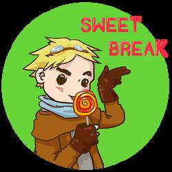 SWEET BREAK [EZREAL] [LOL] by Babouille