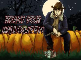 Happy Halloween Carl