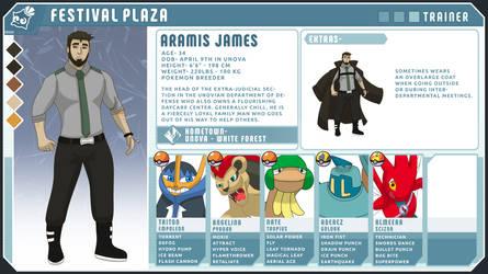 Festival Plaza [Reboot] - Aramis James