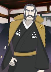 Fanart - Commander Kamado [PKMN Legends Arceus] V1