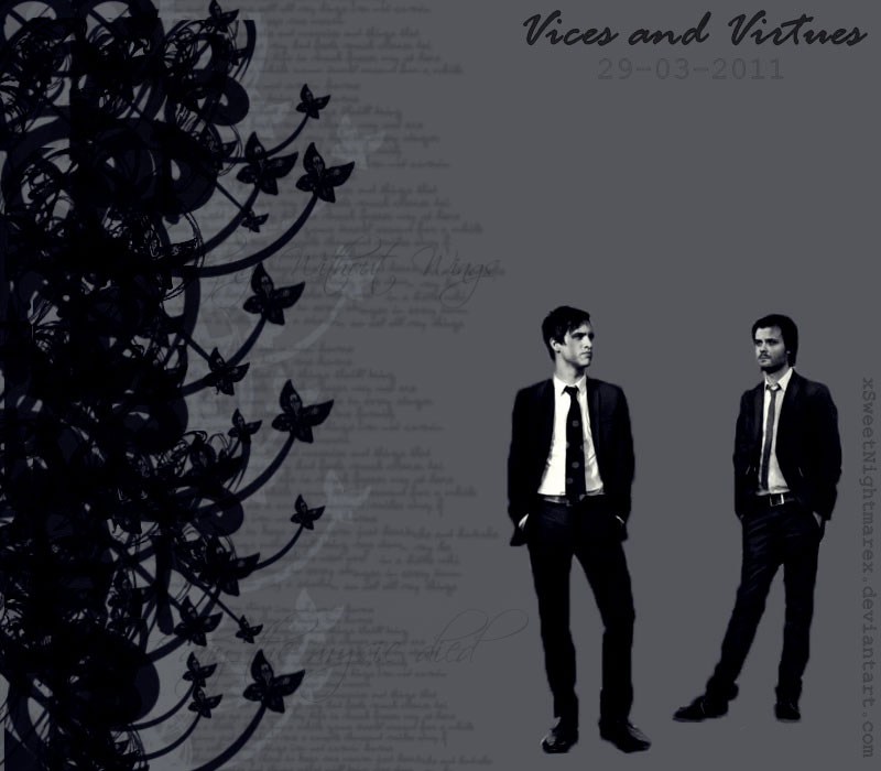 Vices and Virtues by xSweetNightmarex on DeviantArt