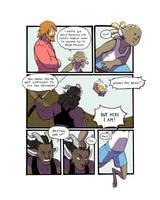 Merichi and Bella vs Crow 7 by ZarathePirate