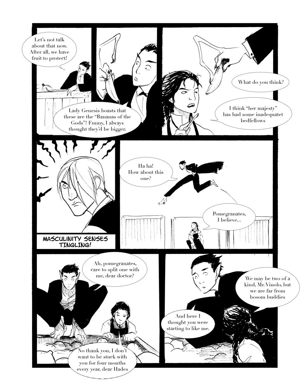 Rogue Skies: Round 1-pg 4 by ZarathePirate