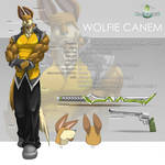 Tales of Hope char - Wolfie