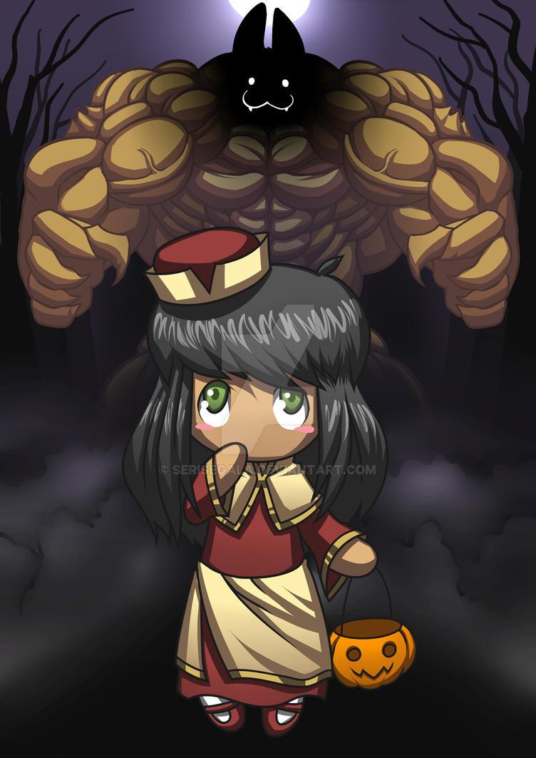 Happy Halloween 2011 by Serisegala