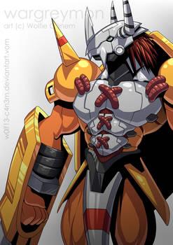 Digimon Anniversary - Wargreymon