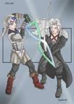 Oni Link vs Sephiroth